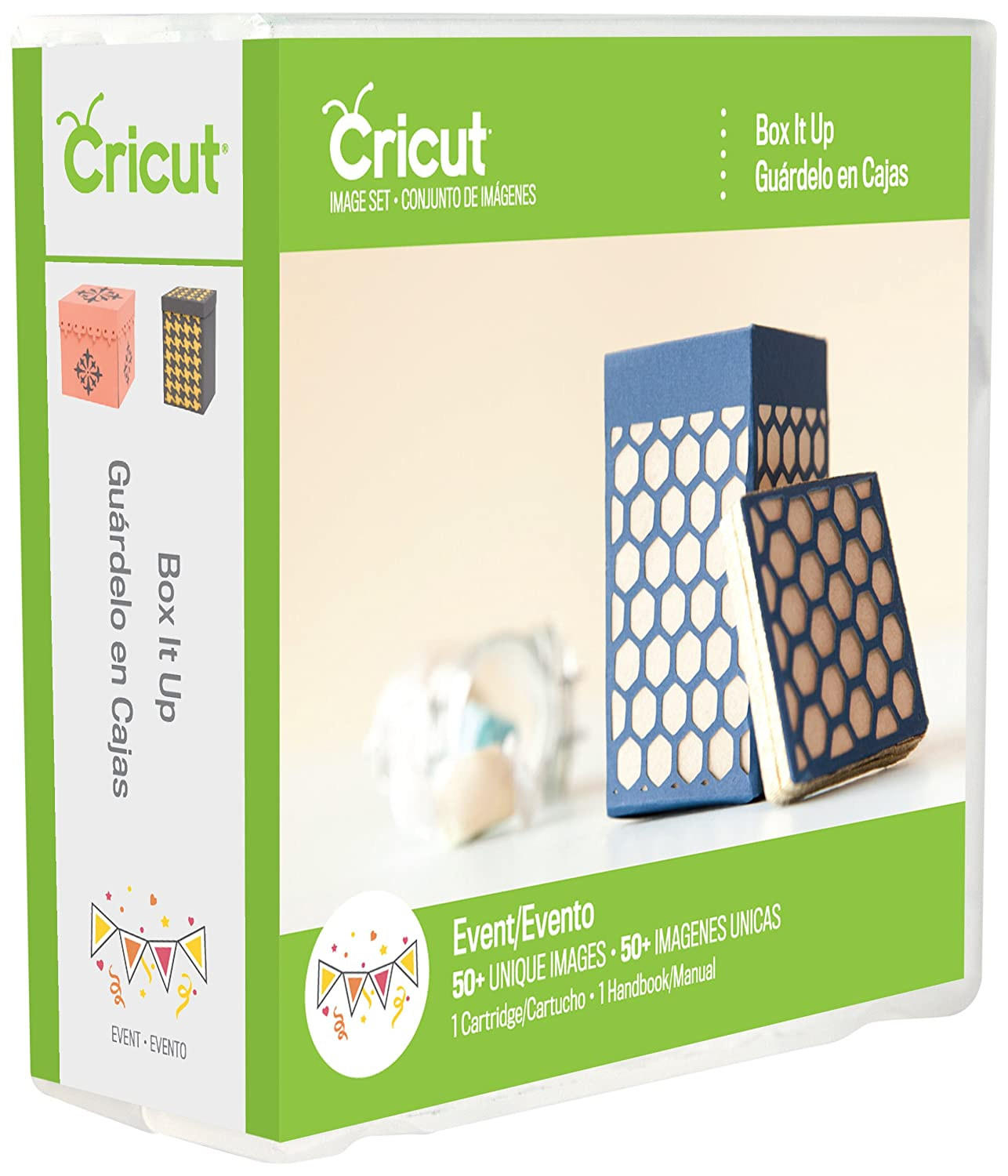 Cricut Box it Up Cartridge 2002009