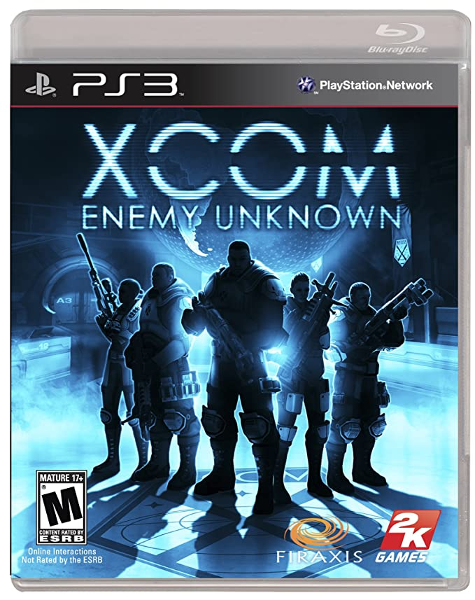 XCOM: Enemy Unknown (PS3) PlayStation 3 Games at amazon