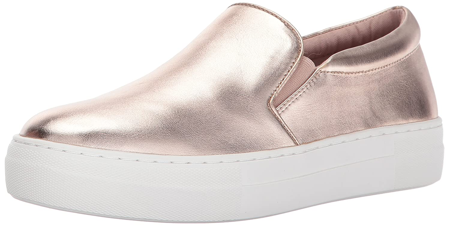 Steve Madden Women's Gills Fashion Sneaker B06XX8P76T 11 M US|Rose Gold