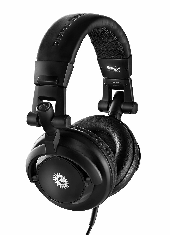 Hercules 4780507 Hdp Dj M 40.1 Dj Headphones AMS-HDP-DJ-M40.1