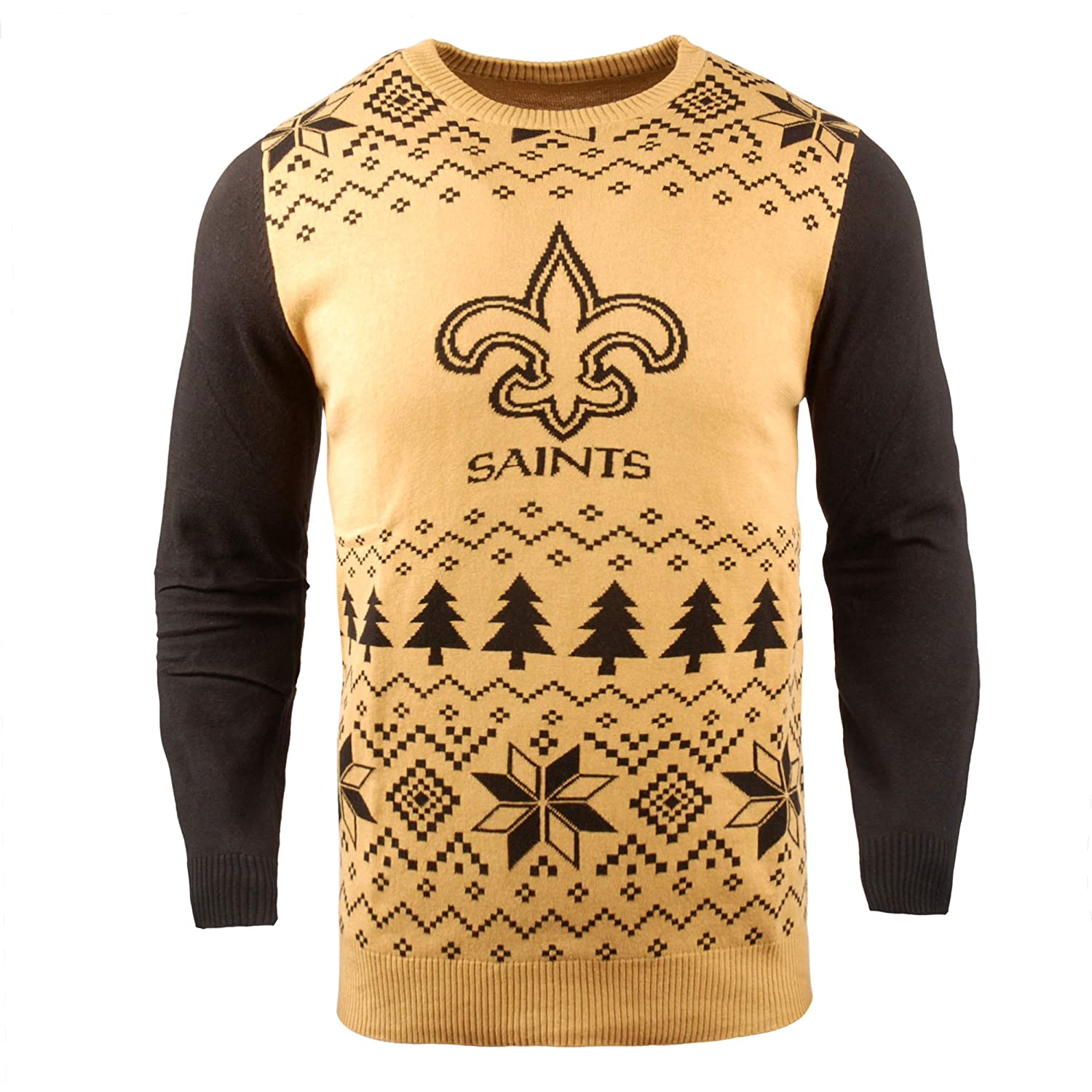 NFL Two Tone Cotton Ugly Sweater