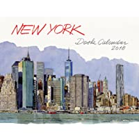 New York 2018 Desk Calendar