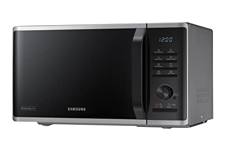 Samsung MG23K3515AS Countertop Grill microwave 23 L 800 W Black ...