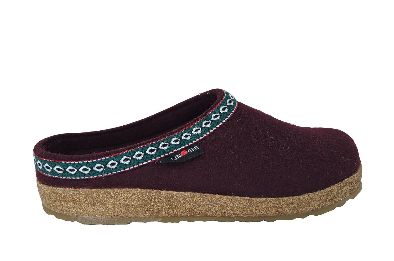 Haflinger Grizzly Franzl 711001 Damen Pantoffeln  | Die Qualität Und Die Verbraucher Zunächst  | Online