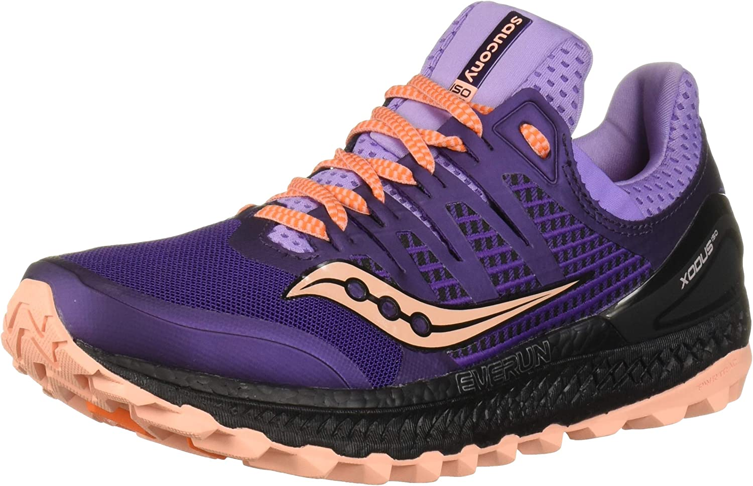 Saucony Women's Xodus Iso 3 Road Running Shoe