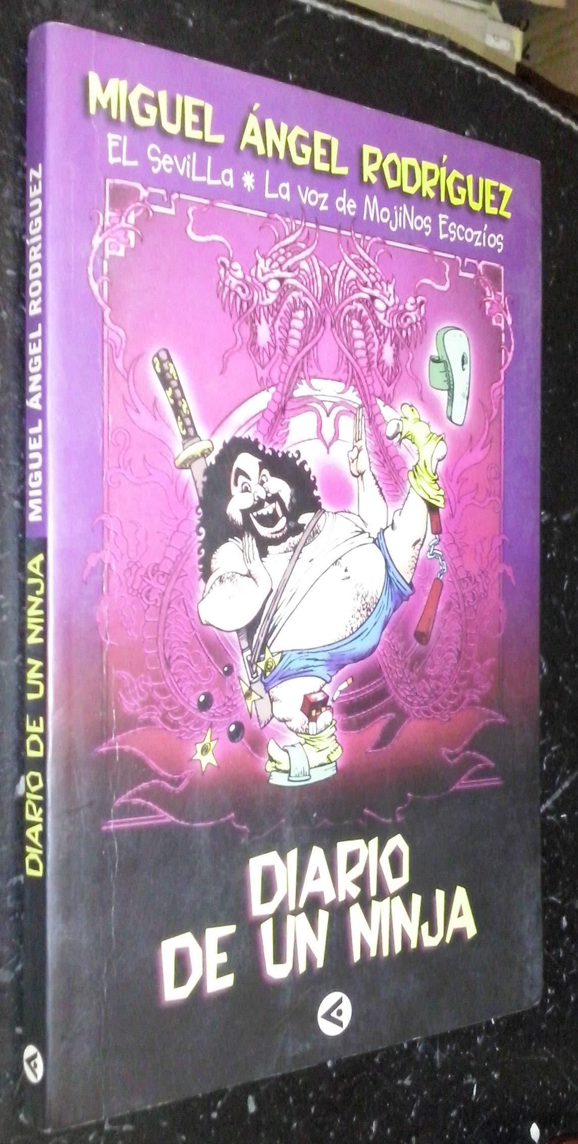 Diario de un ninja: 9788403093898: Amazon.com: Books