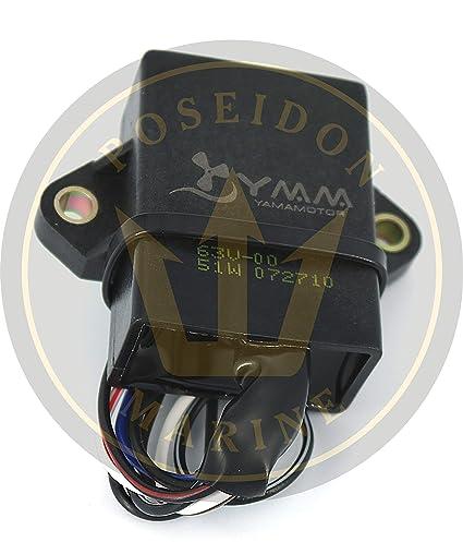NEW OUTBOARD STARTER FOR HONDA 35 40 45 50 HP 1997-06