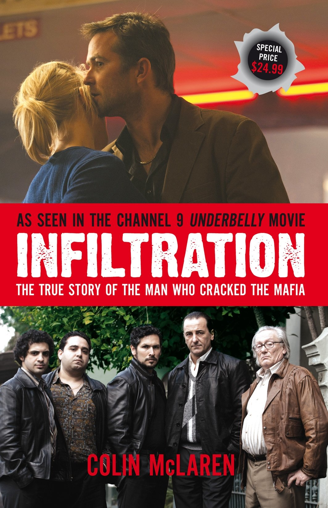 Infiltration: The True Story of the Man Who Cracked the Mafia pdf epub