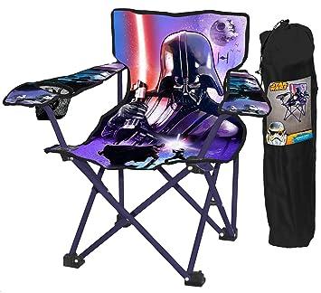 Amazon.com: Star Wars silla plegable de Camp: Toys & Games