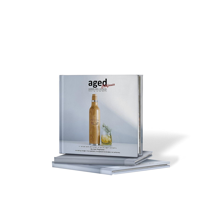 Aged California Edition Cocktail Recipe Book
