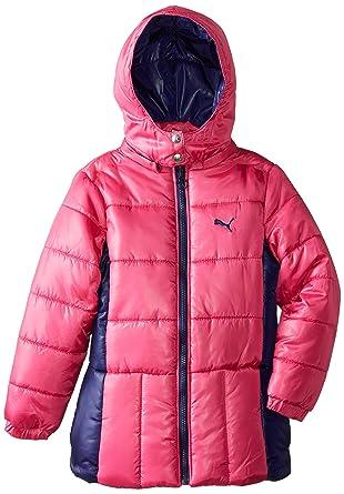 37f784344 PUMA Girls' Puffer Jacket