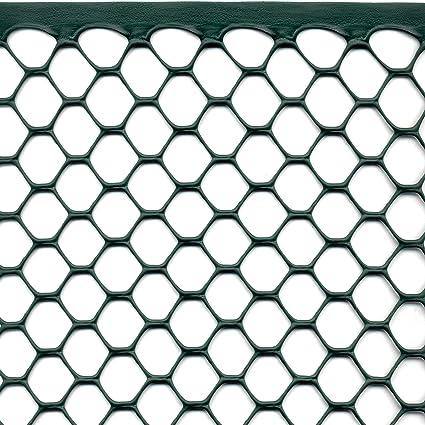 Rete Plastica Da Balcone.Tenax Exagon Rete Protettiva In Plastica Per Balconi Recinzioni E