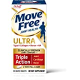 Move Free Ultra Triple Action Joint Supplement, 30 Count