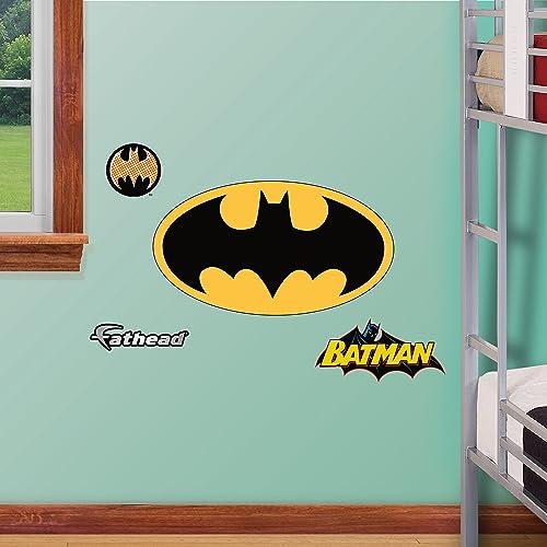 Batman Logo - Fathead Jr.