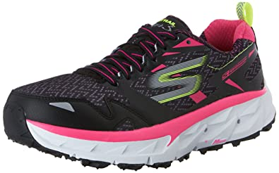 Skechers Women's Go Trail Ultra 3 Max Cushioning Trail Shoe