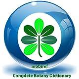 Botany Dictionary Free
