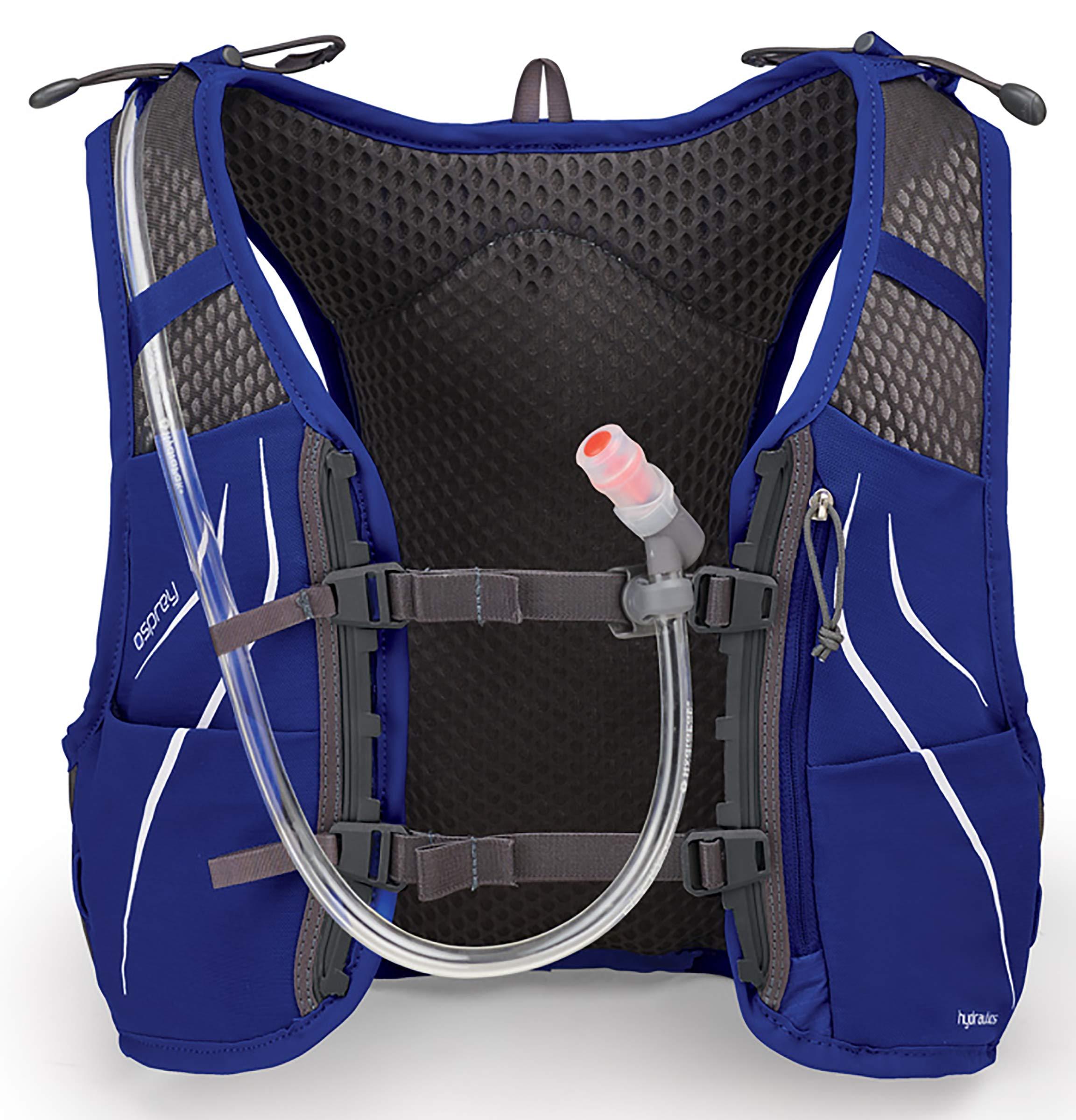 Osprey Packs Dyna 1.5L Women's Running Hydration Vest, Purple Storm, WS/Medium by Osprey (Image #2)