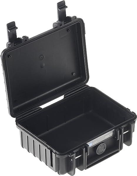 B/&W Outdoor.Cases Type 500 Empty The Original