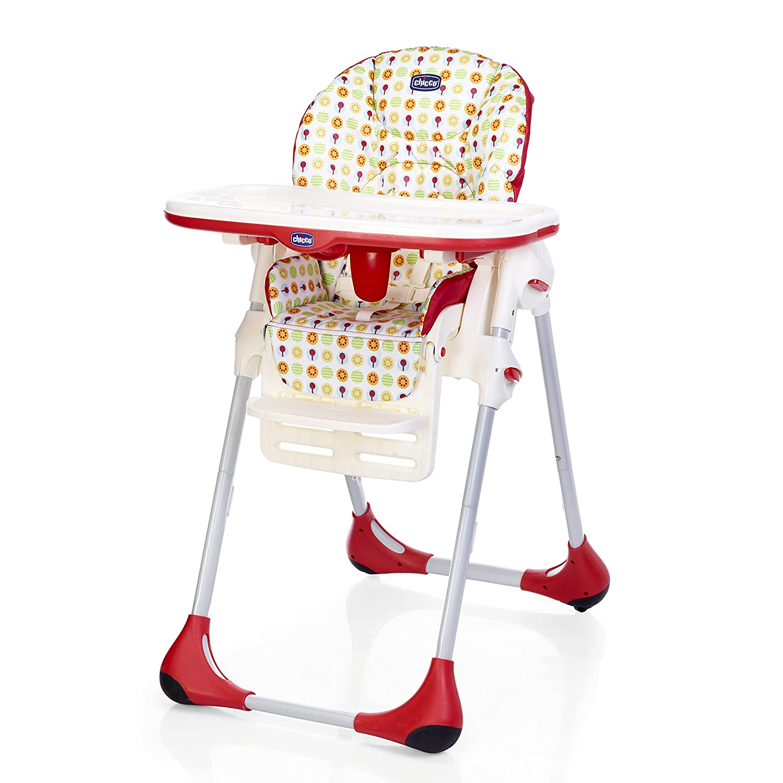 Chicco Polly Easy Highchair, Sunrise ARTSANA UK LTD 00079187520930