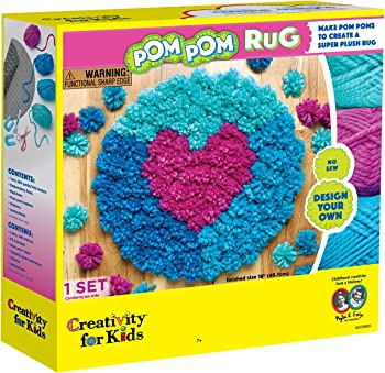 Pom Pom Rug Making Kit