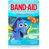 Band-Aid Adhesive Bandages, Disneys Finding Dory, 20 Count