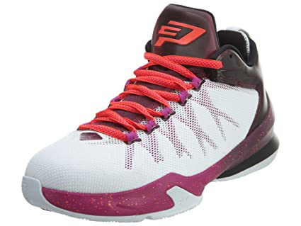 Image Unavailable. Image not available for. Color  Jordan Mens CP3.VIII AE  White Bordeaux Fuchsia Flash Infrared 23 725173 3a53a8f64