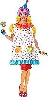 Forum Novelties Women's Wiggles The Clown XL Costume