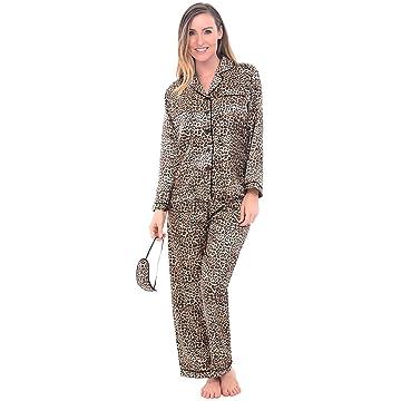 The 10 Best animal print pajamas women For 2020