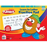 Playskool ABC Learn To Letter Pad