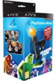 PlayStation Move Starter Pack with PlayStation Eye Camera, Move Controller and Starter Disc (PS3)