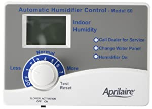 Aprilaire 60 Humidistat With Blower Activation