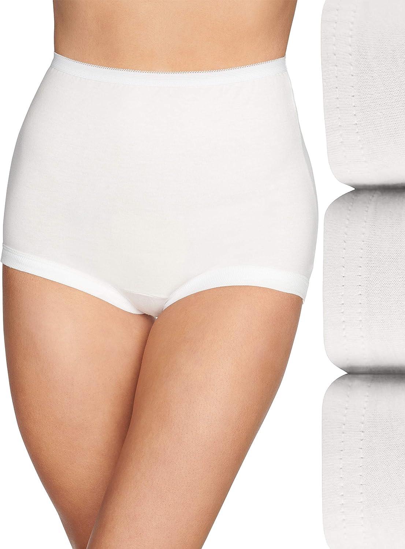 Vanity Fair Women's Underwear Lollipop Traditional Cotton Briefs at  Women's Clothing store