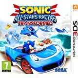 Sonic and All Stars Racing Transformed (Nintendo 3DS)