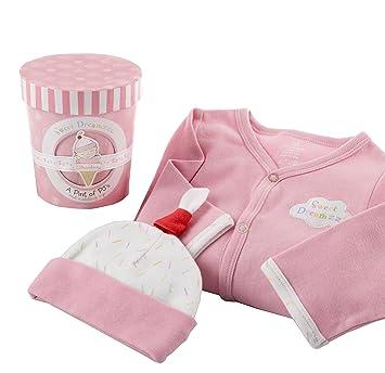 Amazon.com: Bebé Aspen dulce Dreamzzz pinta de PJ Set de ...