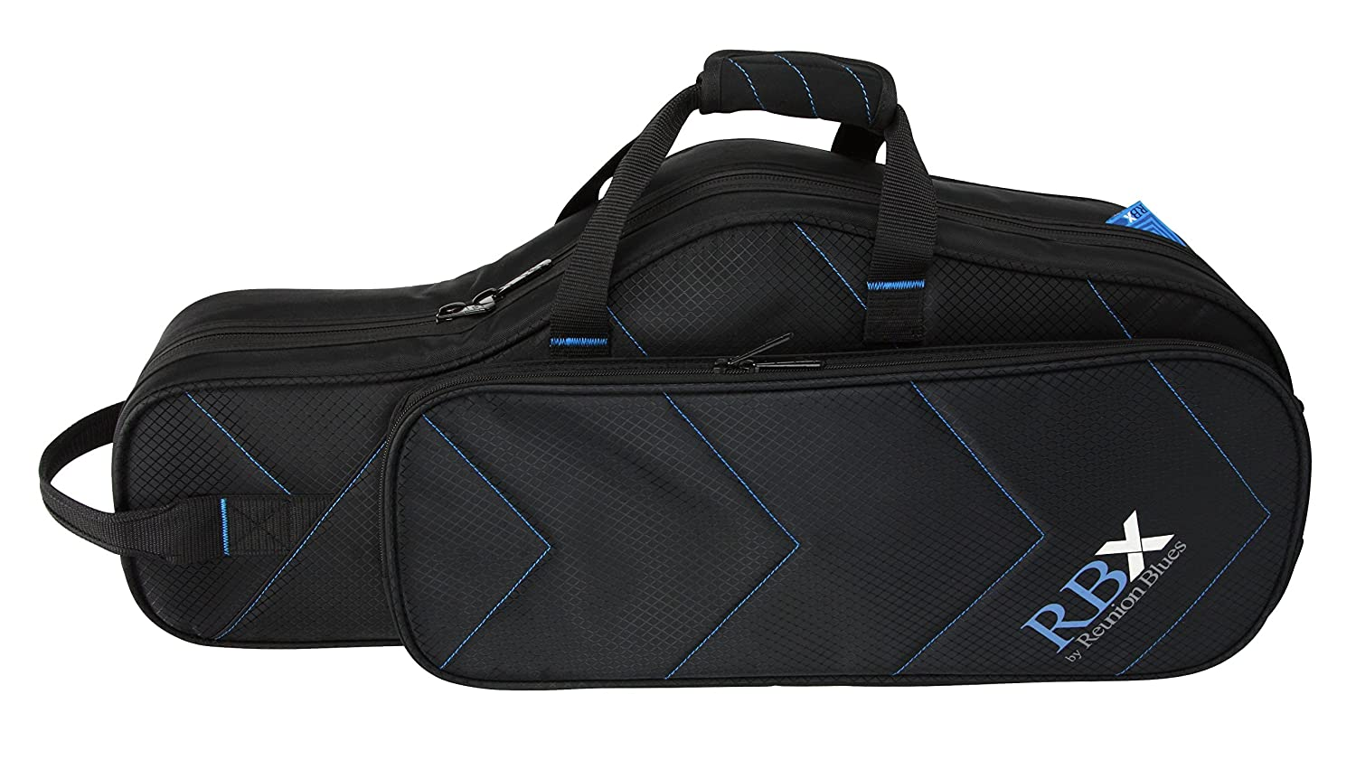 Reunion Blues RBX Alto Sax Case Single Saxophone RBX-ASX