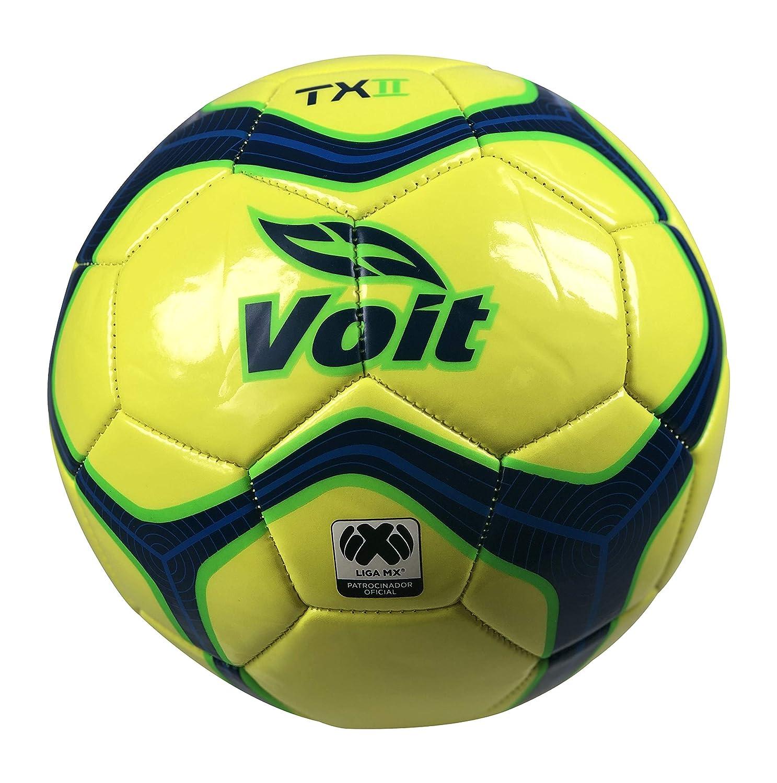Voit Soccer Ball TX II - Balón de fútbol (tamaño 4), Color ...