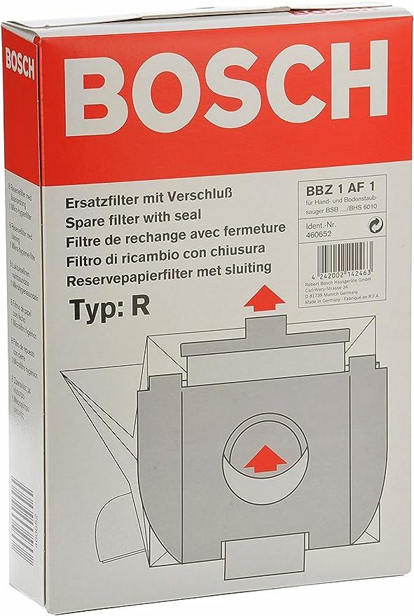 Bosch 460652 accesorio y suministro de vacío - Accesorio para aspiradora (Bosch BSB, 8 pieza(s), 1 pieza(s)): Amazon.es: Hogar