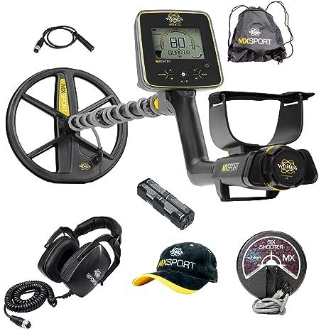 Amazon.com : Whites MX Sport Underwater Detector Bundle, 6