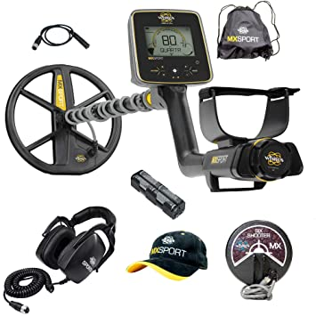 Amazon.com : Whites MX Sport Underwater Detector Bundle, 6