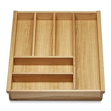 für Nobilia ab 2013 ORGA-BOX® III Besteckeinsatz 80 cm Schubladeneinsatz u.a