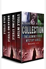 Jasmine Steele Mysteries Vol. 1-4 Kindle Edition