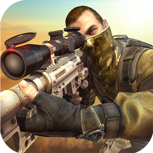 Bravo Sniper War Shooter Rules of Survival in Fighting Arena 3D: Shot & Kill Terrorist In Battlefield Simulator Action Adventure - Shooters Sniper