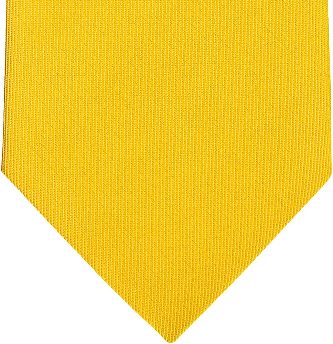 8-10 years Retreez Solid Plain Color with Stripe Textured Woven Boys Tie