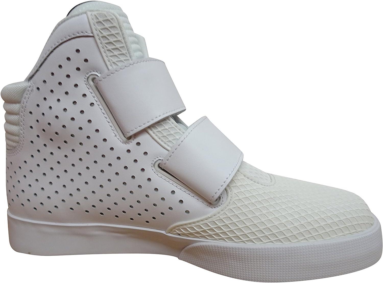 Nike Flystepper 2k3 Prm Scarpe da Basket da Uomo, (White  7D4Wg4
