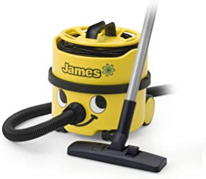 NaceCare JVP180 James canister vacuum with AH 1 Kit
