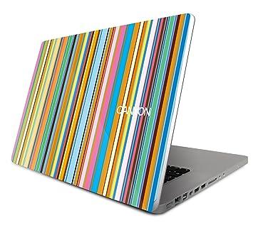 Canyon cnl-nbs02s Protector de pantalla para ordenador portátil universal tamaño 355 x 290 mm (rayas): Amazon.es: Informática