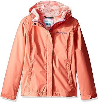03f330fa459 Amazon.com: Columbia Girls' Big Arcadia Jacket, Lychee, XL: Clothing