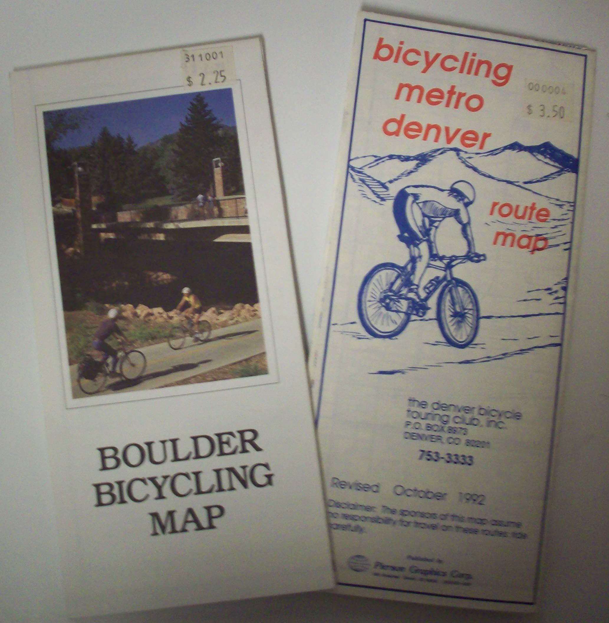 Vintage Bike Maps of Boulder & Metro Denver: Jan Autrey ... on denver surrounding cities, denver road map, denver nationals park, denver park map, denver taxi map, denver street map, denver cycle map, denver hiking map, denver beer company, denver home, denver zip code map, denver mugshots, denver greenway trail map, denver ghetto, denver national airport, denver health map, denver cabinets, denver freeways, denver on map,