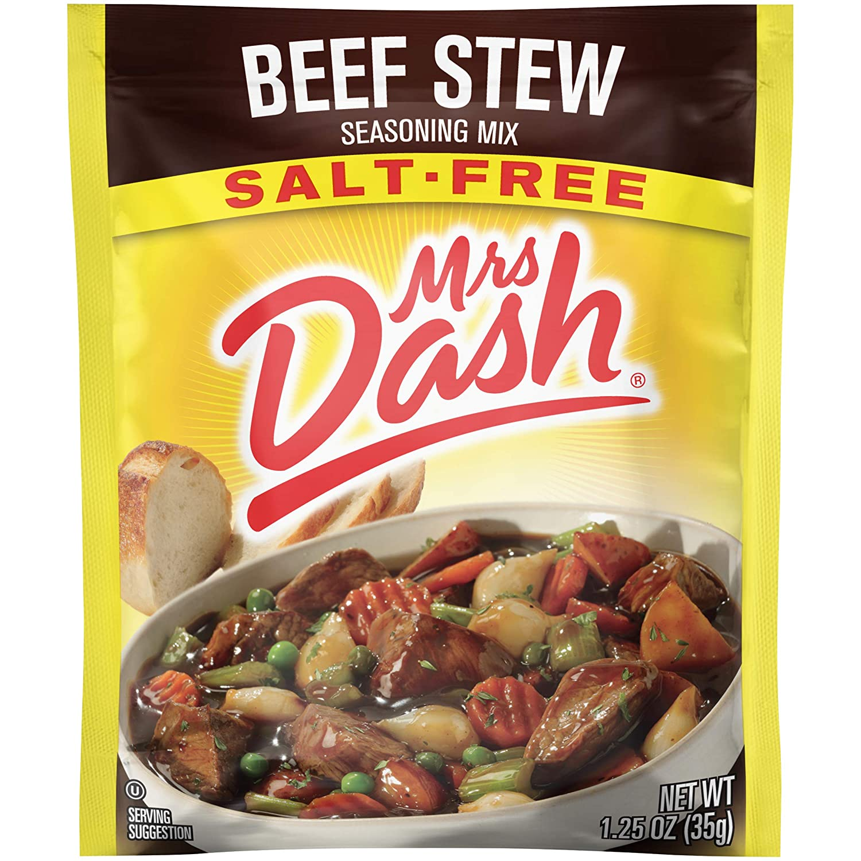 Mrs. Dash, Seasoning Mix, Beef Stew, 1.25 Ounce