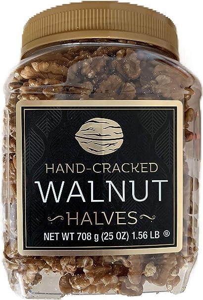 コストコ HAND-CRACKED WALNUT - HALVES - 「くるみ」 708G
